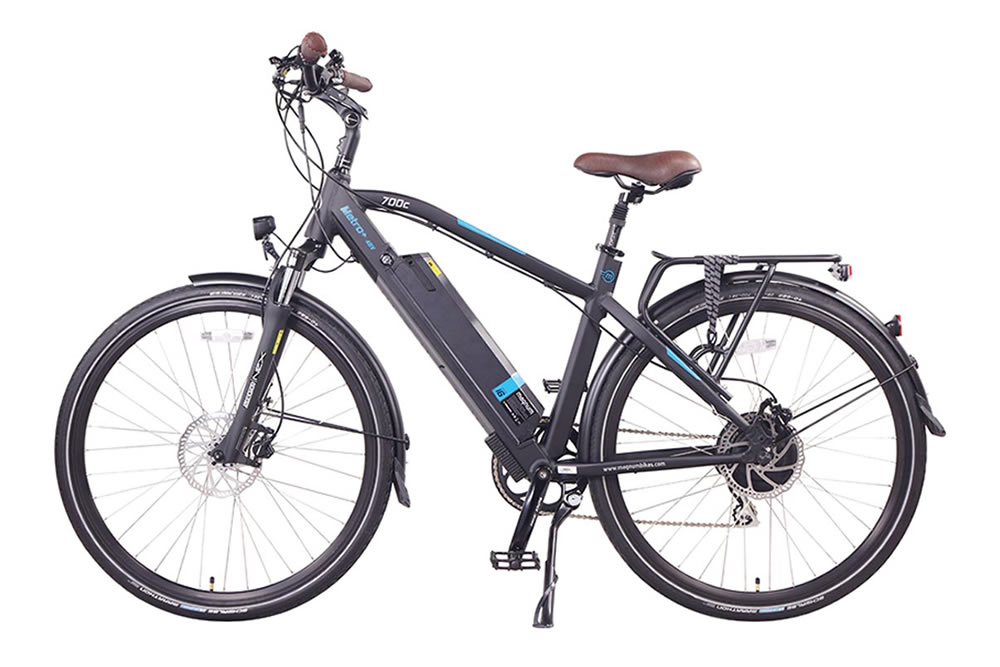 Magnum metro plus electric bicycle