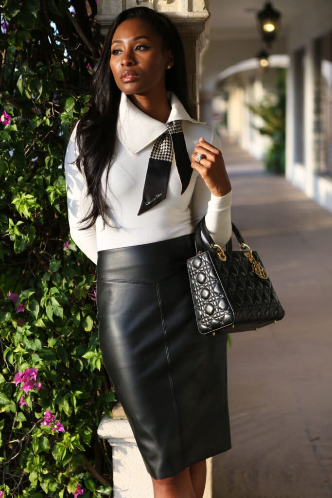 Classy and elegant outfit