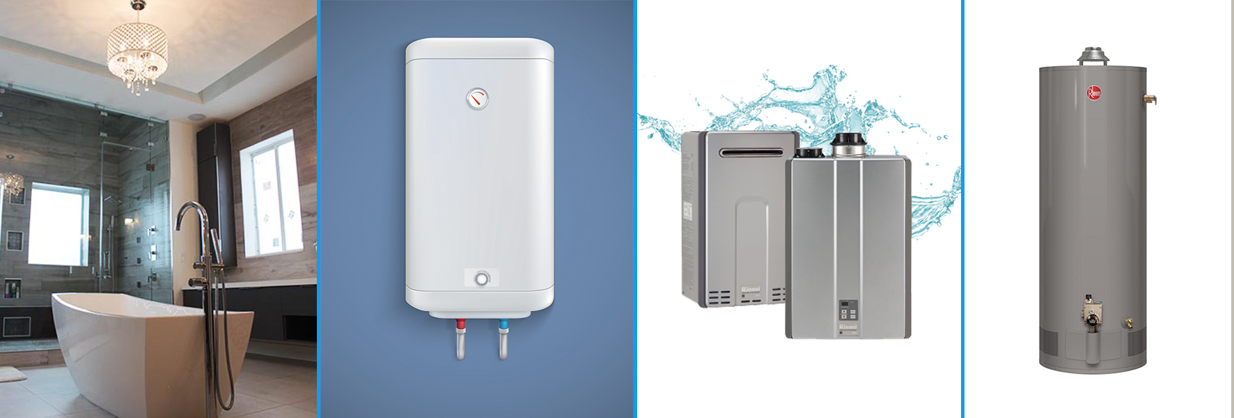 Water Heater Installation and Repair