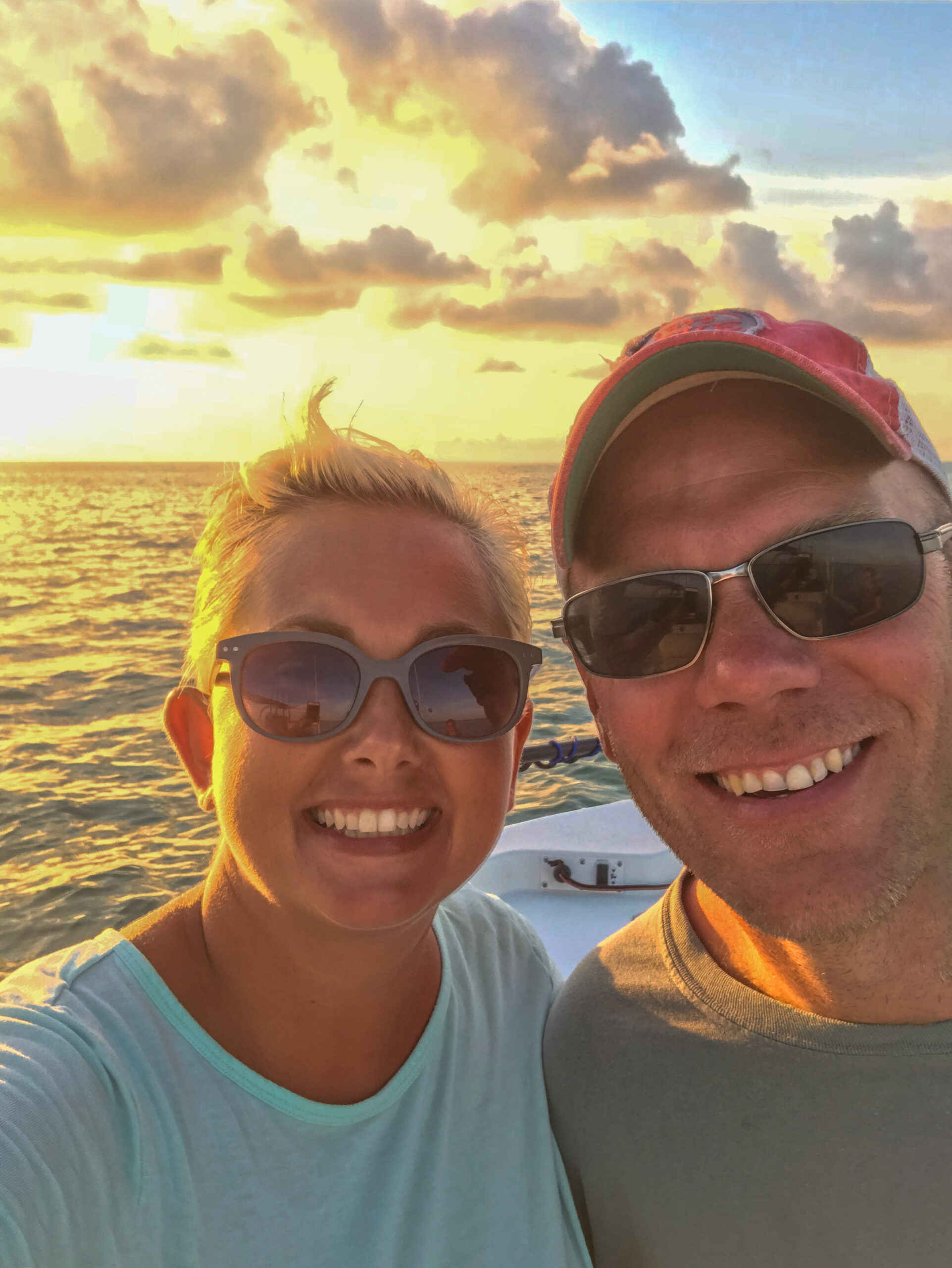 Mark and Emily Christopherson