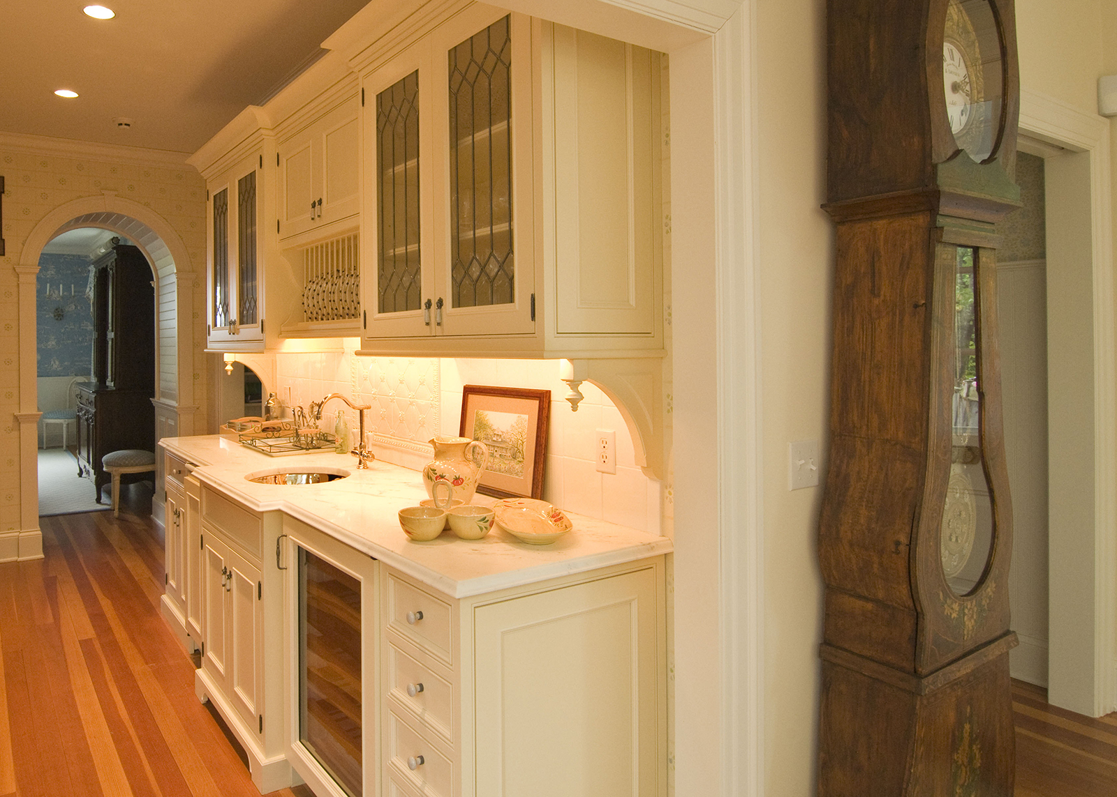 Gary M. Vacca Building Contractor Restoration Custom Cabinetry Millwork