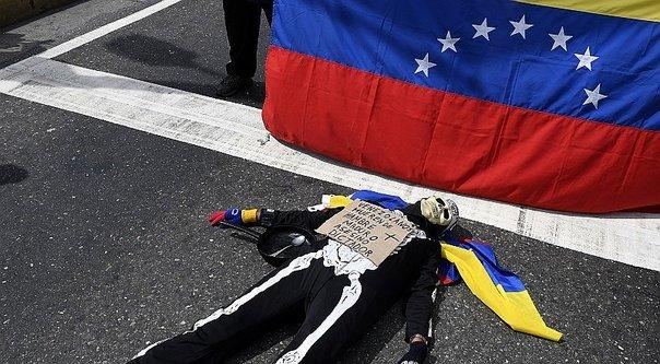 Prince Julio César El Tigre// Venezuela: Opositores inician movilizaciones contra Nicolás Maduro - TipsFemeninos