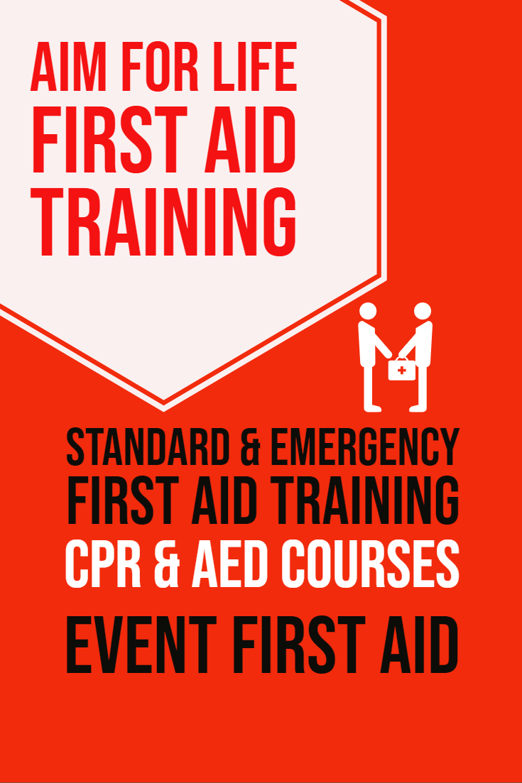 First Aid CPR AED WHIMIS Training