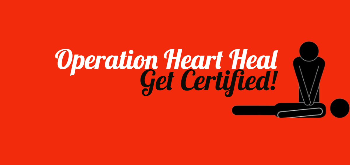 Get CPR First Aid Certified