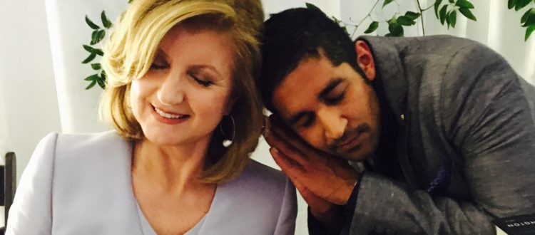 SLeep revolution. Arianna Huffington Told Me to Nap. Kids Taught Me How.