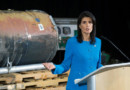 Nikki Haley: It's hard to find a conflict or terrorist groups in the region that does not have Iran's 'fingerprints' all over it