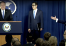 UPDATE on Iran Policy & Sanctions — Secretaries Pompeo and Mnuchin