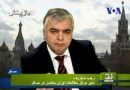 EXCLUSIVE: Russian analyst Safarov admits in a television interview that Iran's money revived Russian industry