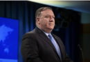 Pompeo: US 'will not stand by and watch' Iran develop ballistic missiles