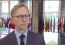 Special Representative Hook Reacts To Rouhani Iraq Visit