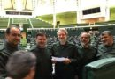 """MPs at the Islamic Parliament show IRGC bosses their """"team spirit"""""""
