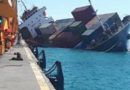 Iranian ship sinks in Caspian Sea, crew rescued by Azerbaijan