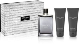 gifts for him jimmy choo gift set