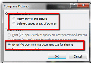 office-compress-images-setting