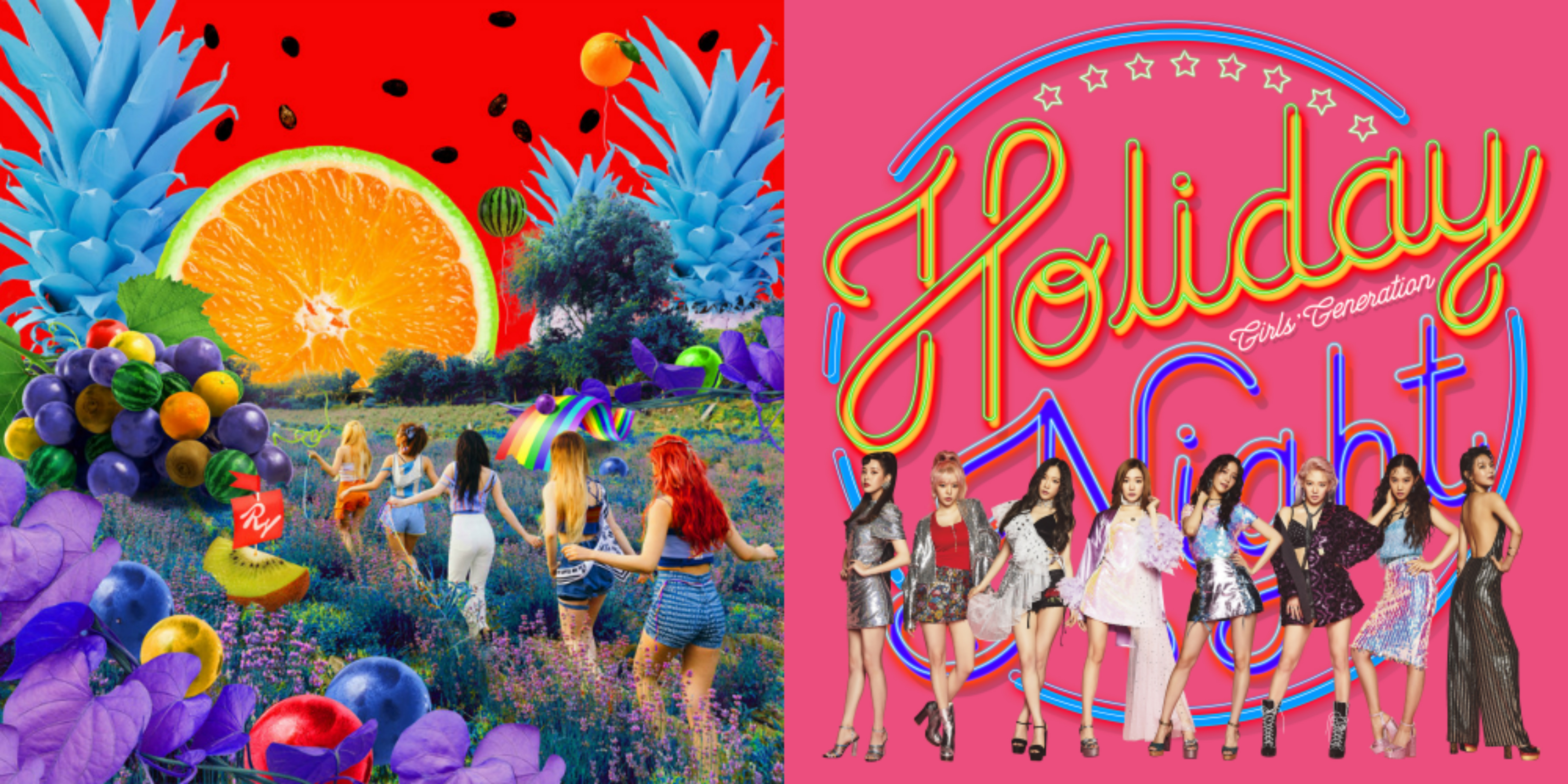 Girl Groups 2017: Recapping the Hits Made Around the World