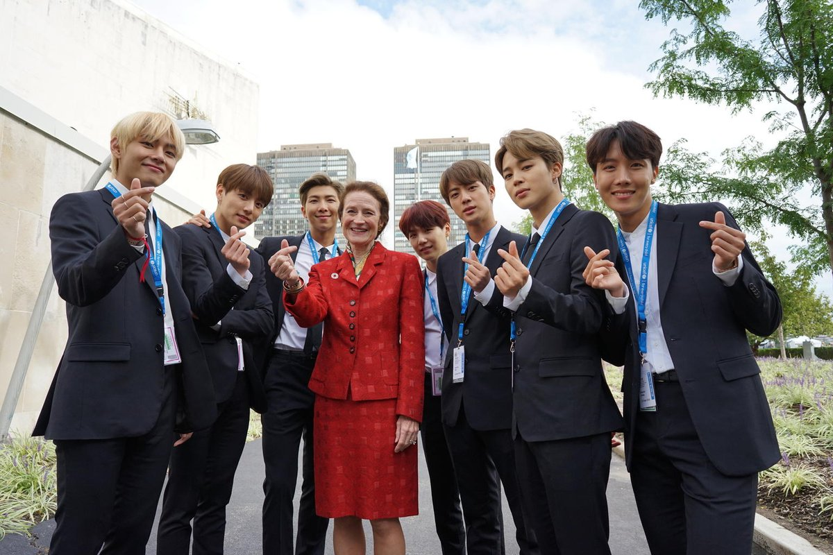 BTS Addressed The United Nations General Assembly – Arts +