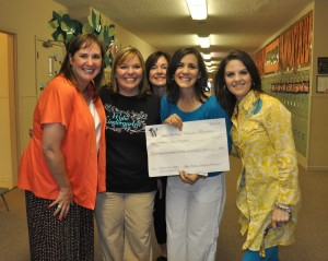 Teacher Grants 2013 KinderTeachers'NationalConference