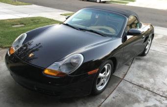 Porsche 986 Boxster - life quest journal- classic cars