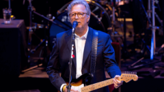 eric clapton life quest journal
