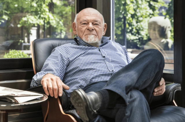 sam zell - life quest journal