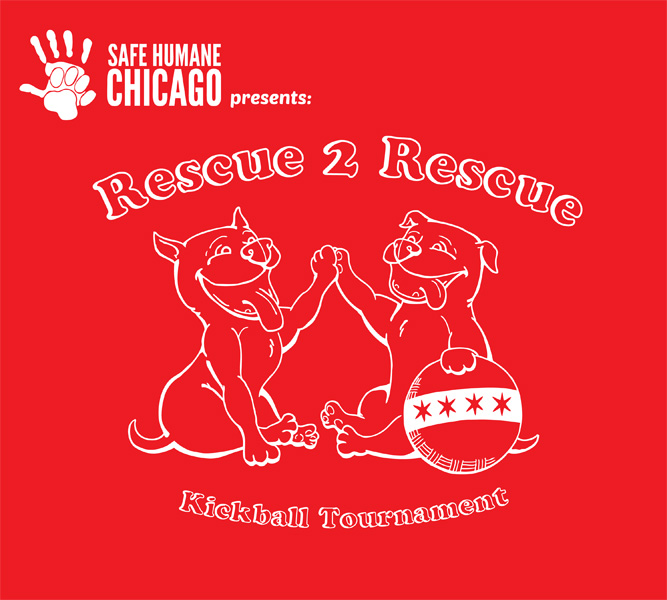 Safe Humane Kickball Shirt