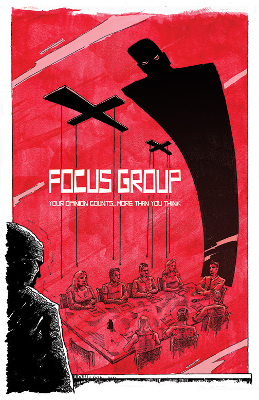 Focus Group poster web