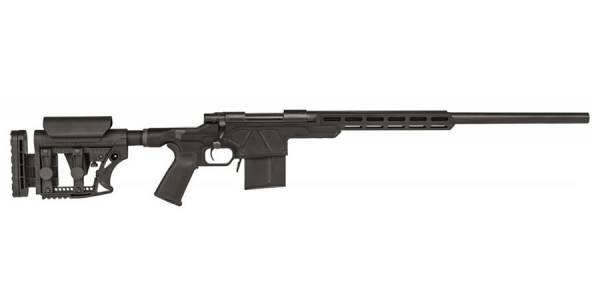 HOWA 308 WIN BLUE HB BLACK CHASSIS RIFLE