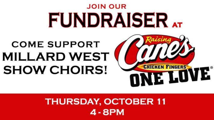 Raising Cane's Fundraiser