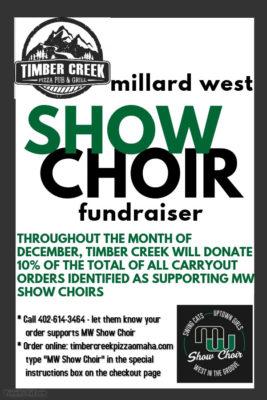 Timber Creek Fundraiser December 2018