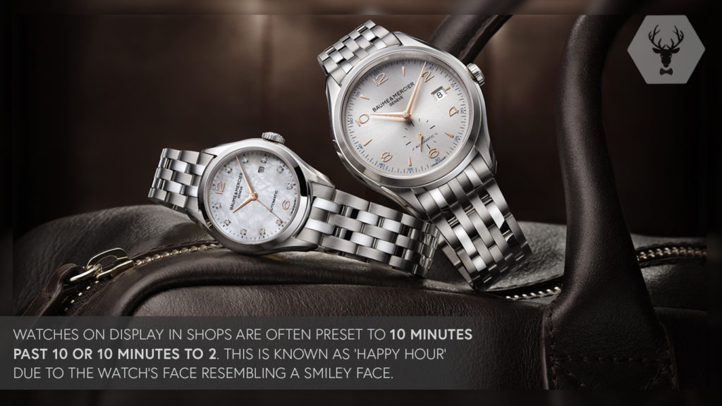 ROX X Off The Cuff LDN Lucury Watch Facts Happy Hour
