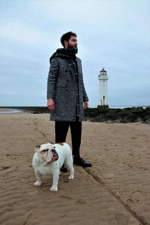Styling out the Winter freeze with Mr P Winter wardrobe