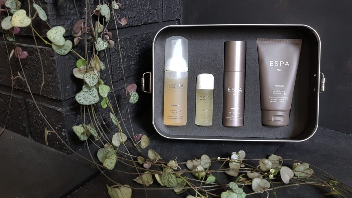 ESPA Triple Action Grooming Oil Ultimate grooming collection
