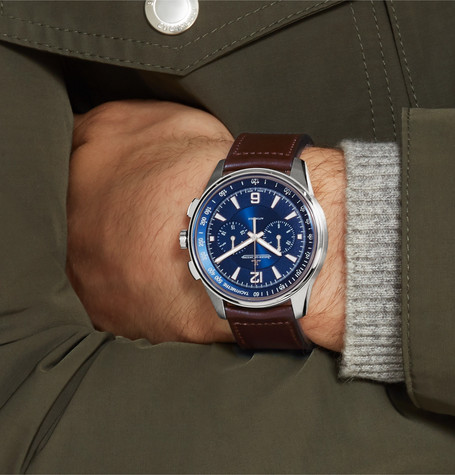 Give the gift of time this Father's Day - Jaeger-LeCoultre Polaris Chronograph