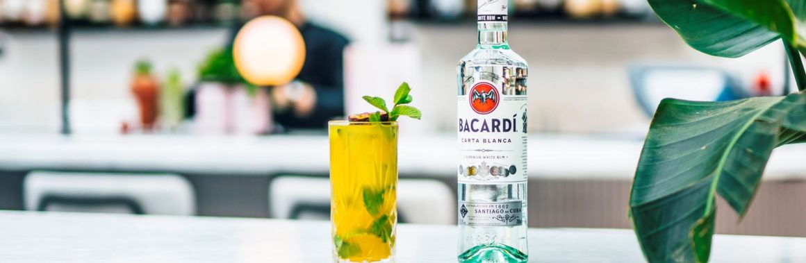 BACARDÍ Rum Month - National Mojito Day