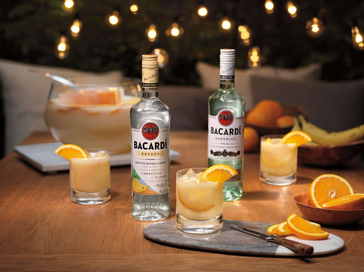 BACARDÍ Rum Month - National Piña Colada Day