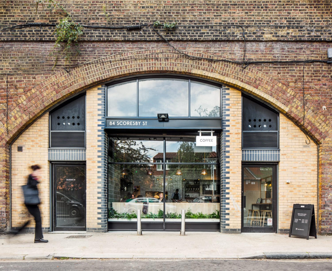 National Coffee Day 5 of the best coffee shops in London that transform into bars - Chapter 72 Cocktail
