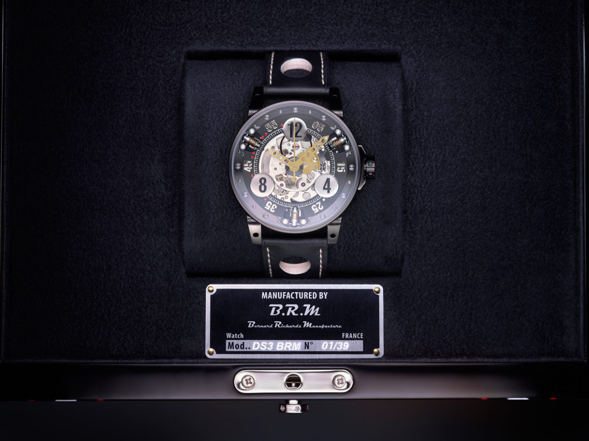 The Watchfinder London flagship boutique - watchfinder UK BRM