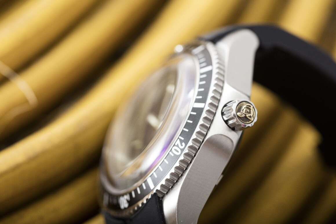 William Wood Watches Valiant Collection strap