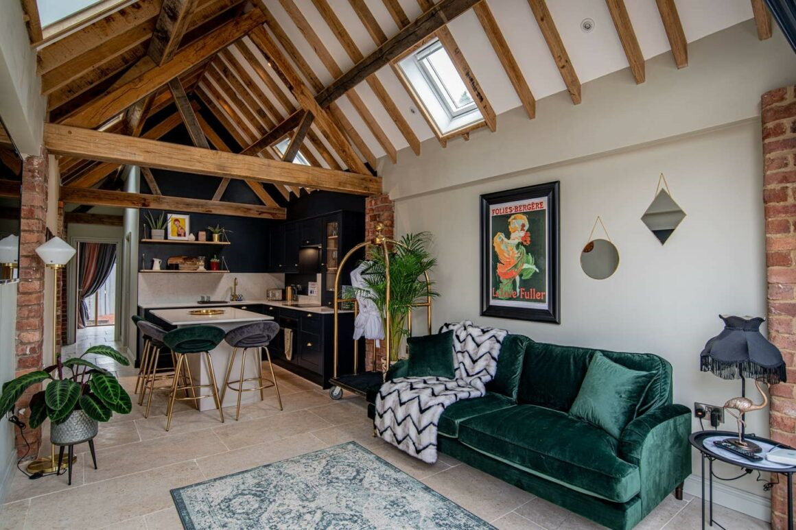 off the cuff ldn X The Hovel countryside retreat vineyard