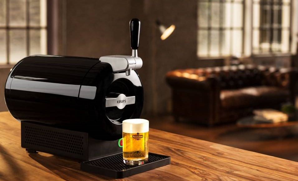 Last minute Christmas present Beerwulf The SUB Enjoy draught beer at home with Beerwulf and The SUB. Home beer feature