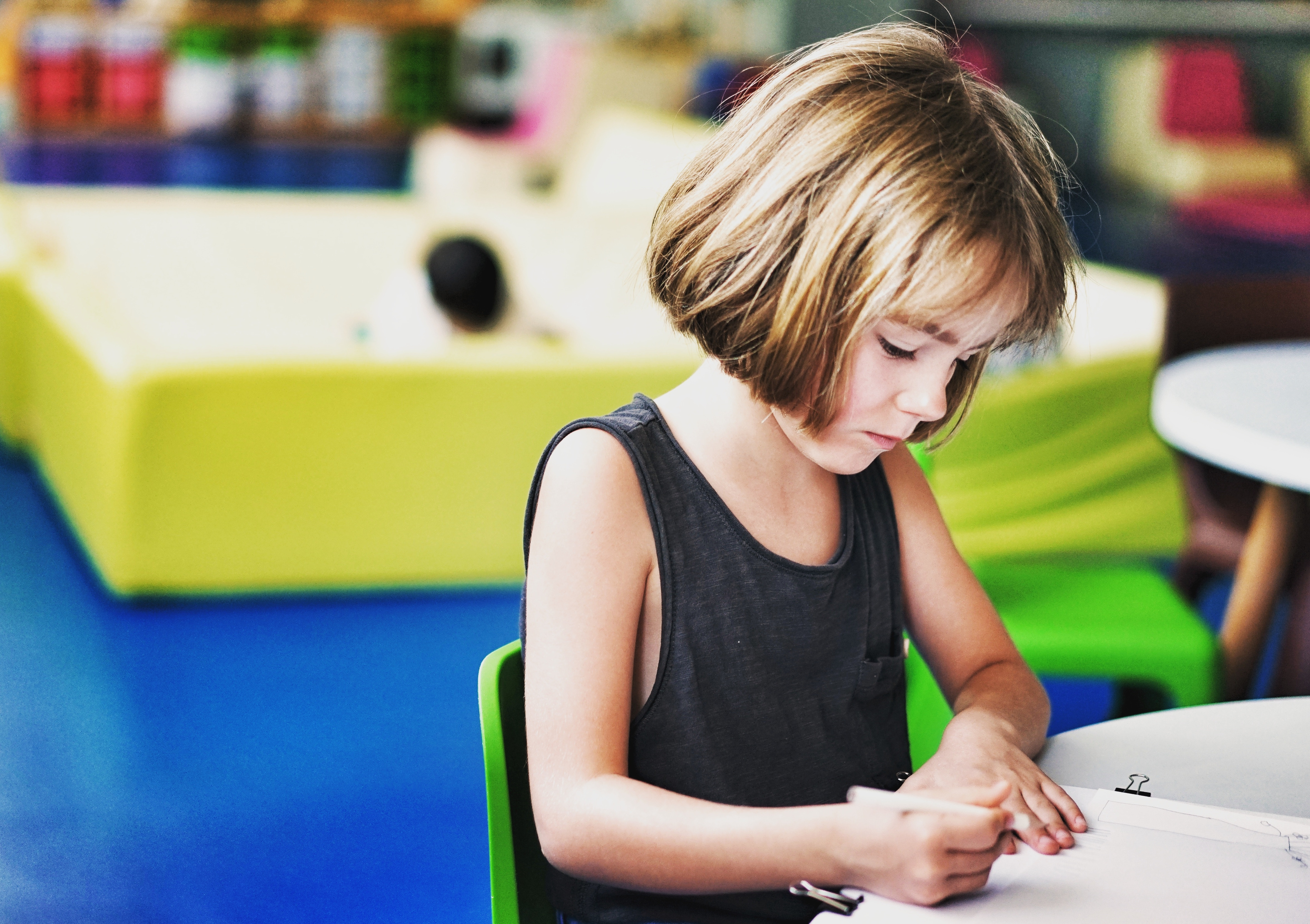 Young Rembrandts Kids Drawing Classes
