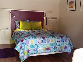 Kokopelli 1 queen bed