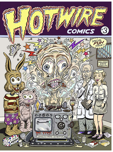 Hotwire Comix #3 by Glenn Head