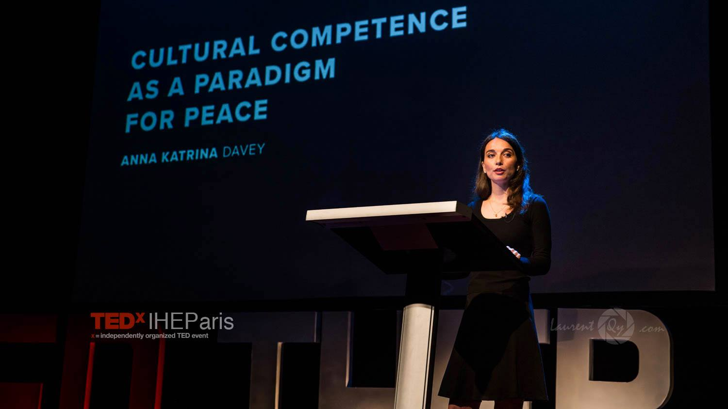 AKD TEDx Speaker in Paris May 21.2016