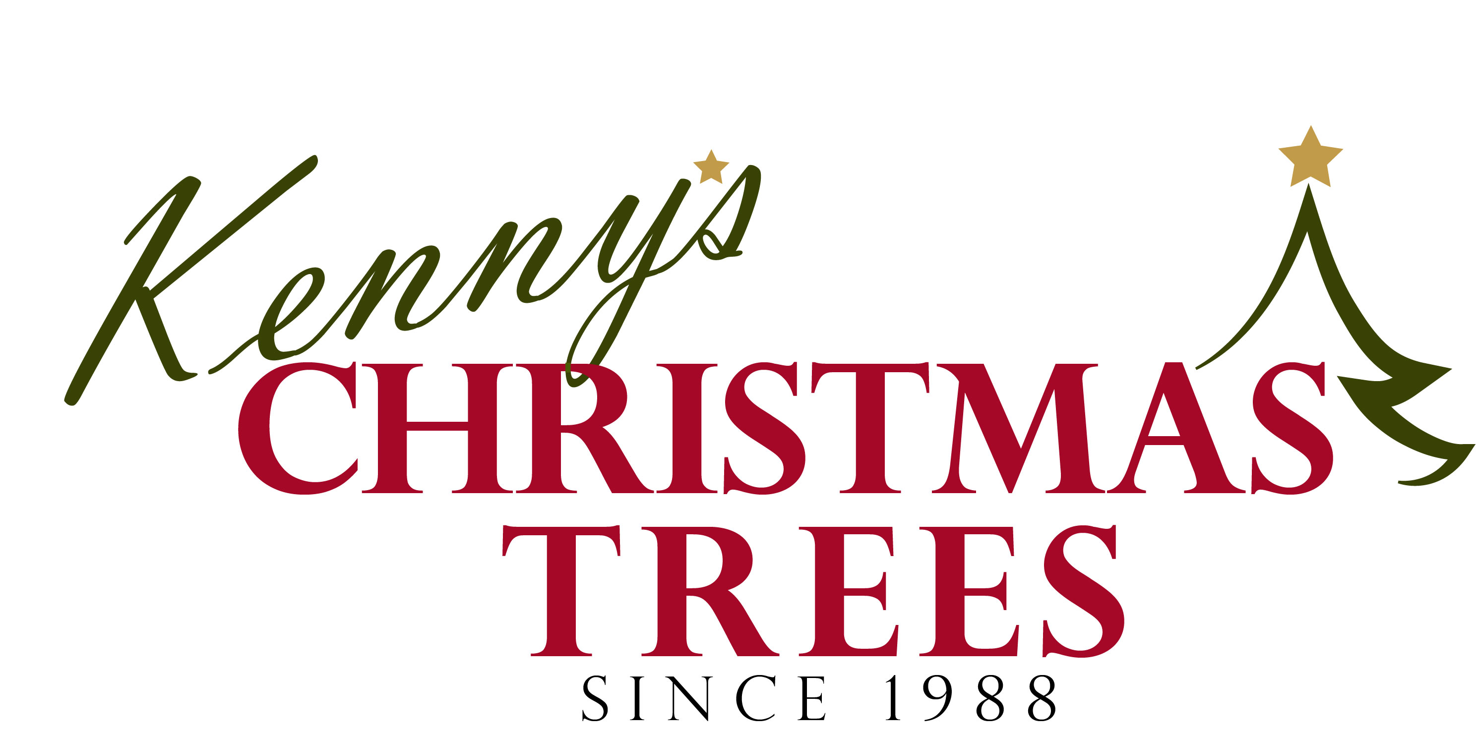 Kenny's Christmas Trees