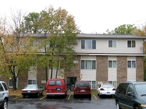 Pineridge Apartments Forest Lake, MN