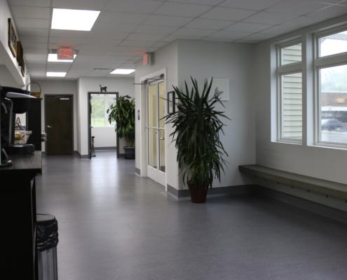 Glenwood Pet Hospital Waiting Room
