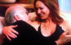 """Larry David """"talks and makes out"""" with this Penn alum"""