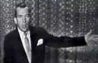 "DT Gem: Mask and Wig on ""The Ed Sullivan Show"" (1958) (VIDEO)"