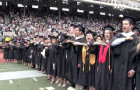 Graduation 2010: From the Grounds and From the Stands (VIDEOS)